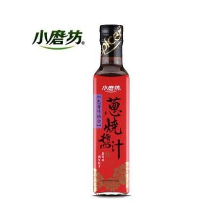 台湾进口特产调料 厨房必备 小磨坊葱烧酱汁 330G/瓶