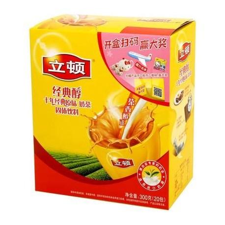 Lipton/立顿 经典醇10年经典原味奶茶